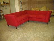 Custom Harvard Sectional