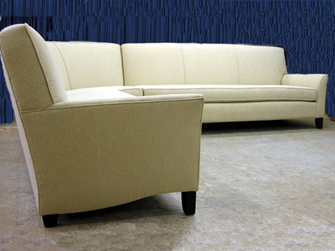 Crescentwood sectional