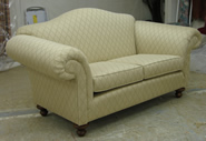 Waverly Camelback Loveseat
