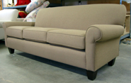 Brock Tight Back Sofa