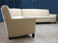 Crescentwood Sectional in Chenille